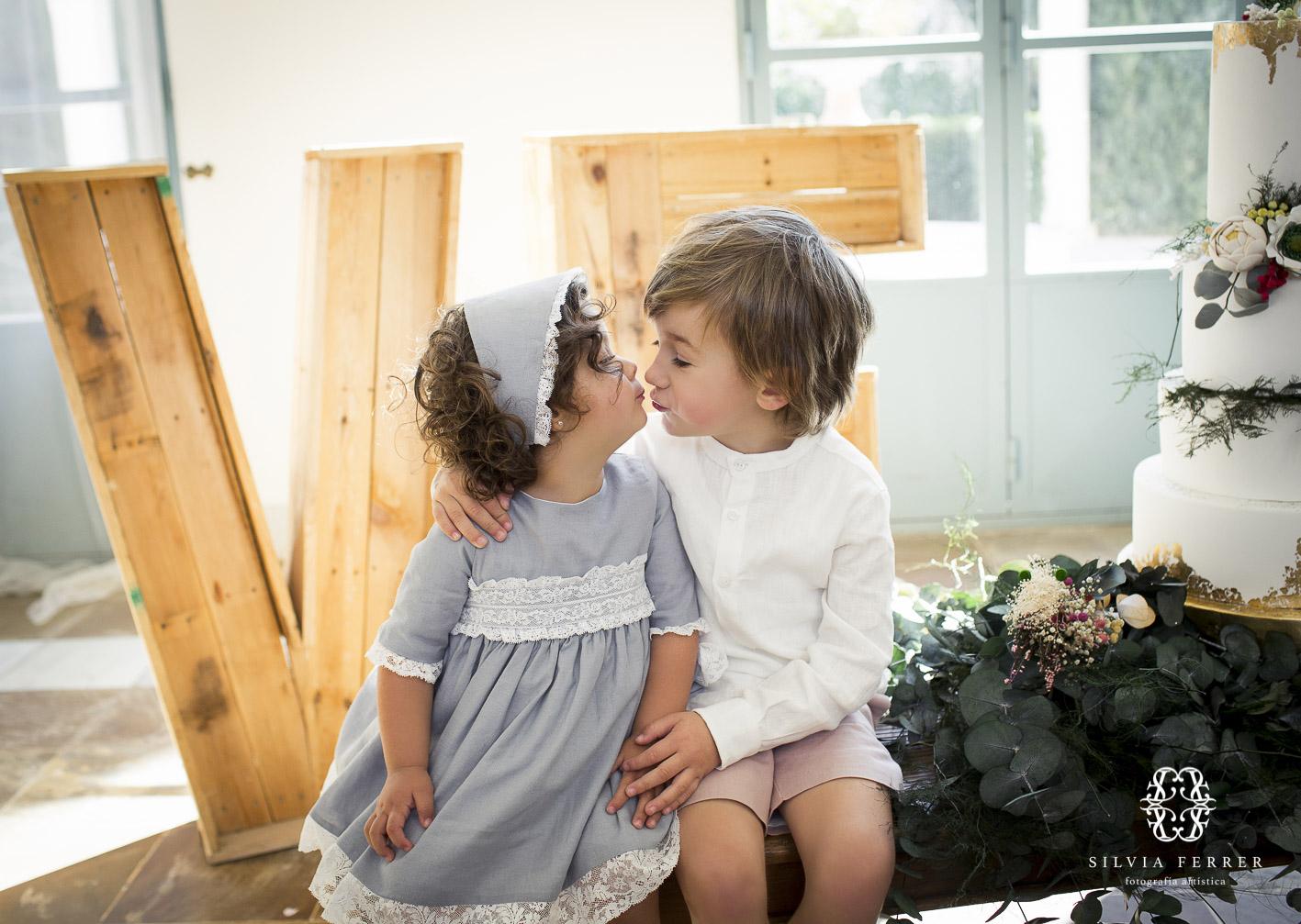 ceremonia para niños