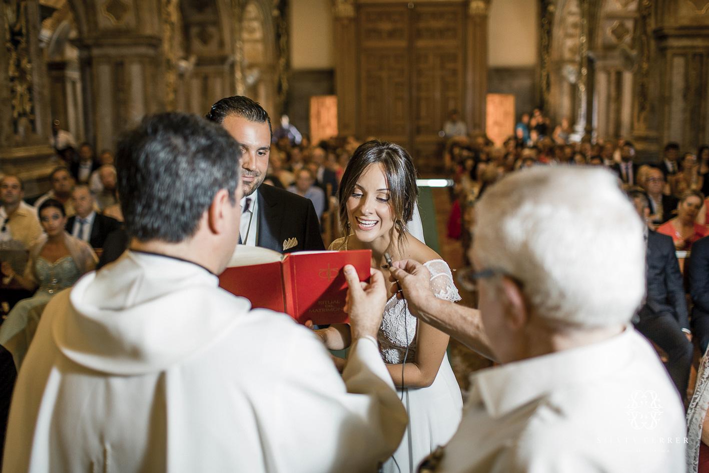 fotos de bodas en la fuensanta