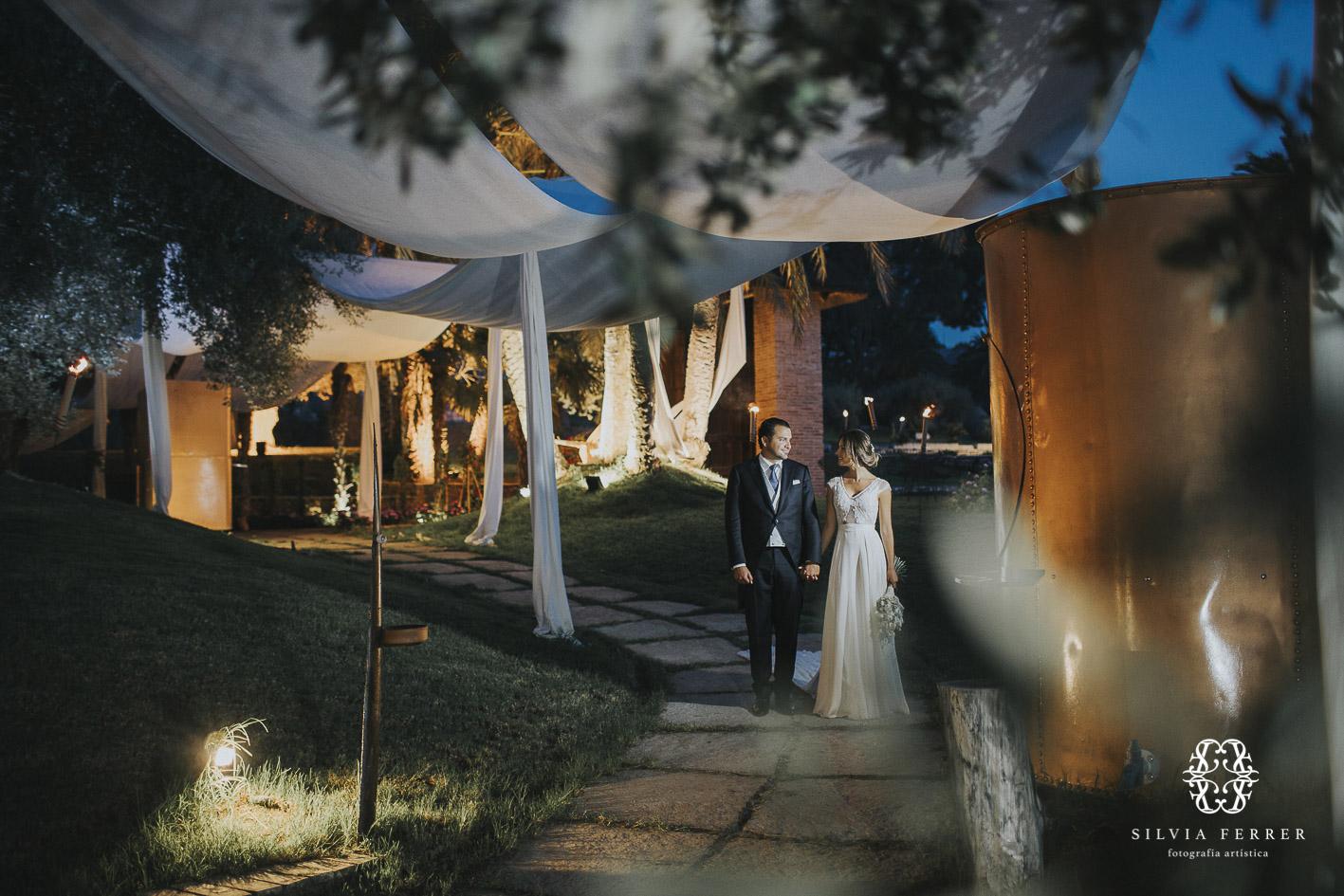 boda de noche en fincfa buenavista