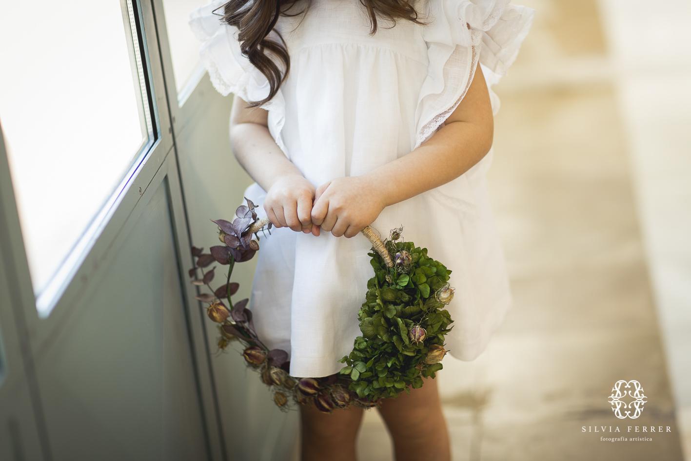 flores para niños de arras