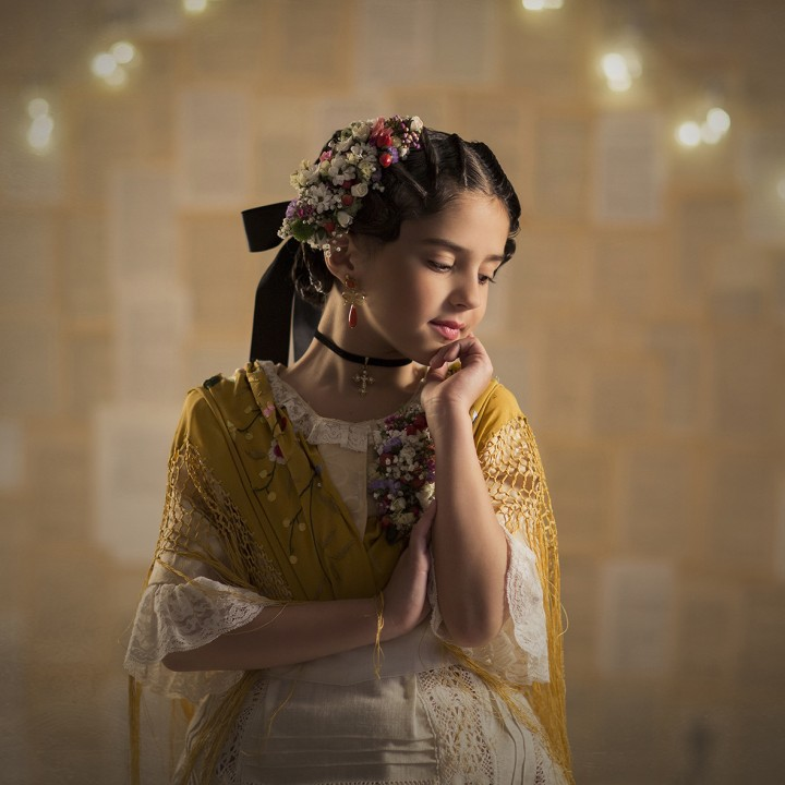 Reina de la Huerta 2018 + Fiestas de Primavera + Federación de Peñas Huertanas + Murcia + Silvia Ferrer.