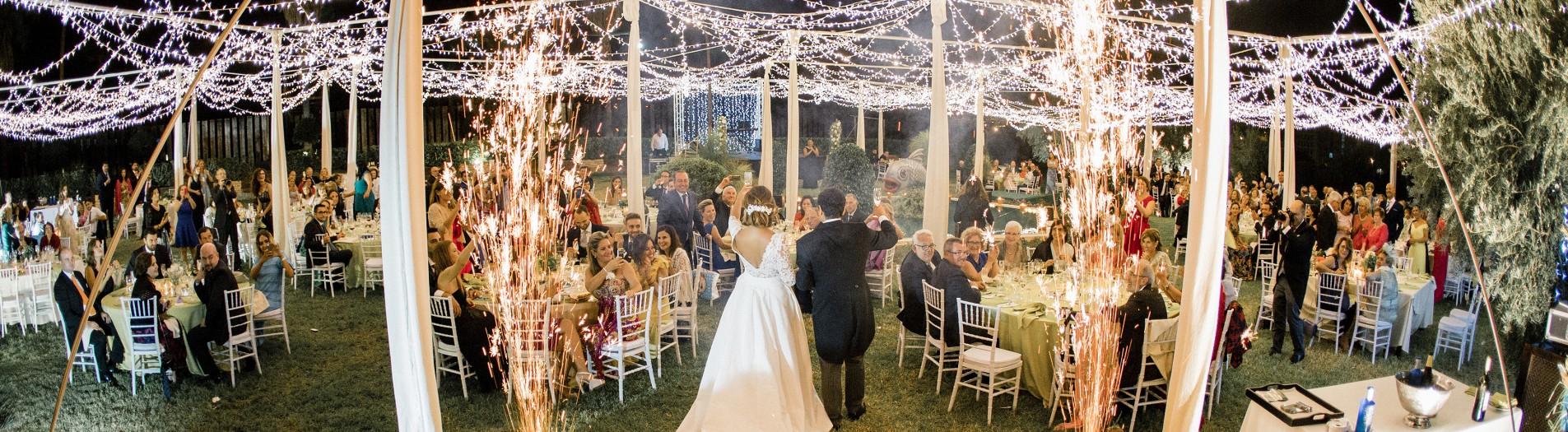 Boda en la Finca Buenavista + 2 Estrellas Michelín + Victoria y Raúl + Fotógrafos de bodas en Murcia.