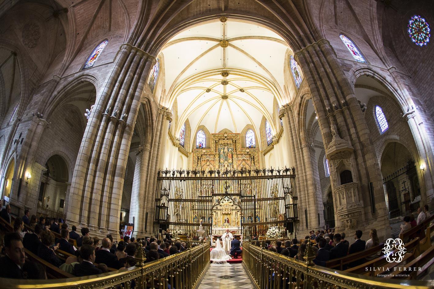 Boda en la Catedral