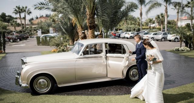Boda en El Portón de la Condesa + Fotógrafos de bodas en Murcia + Ginés y María Isabel.