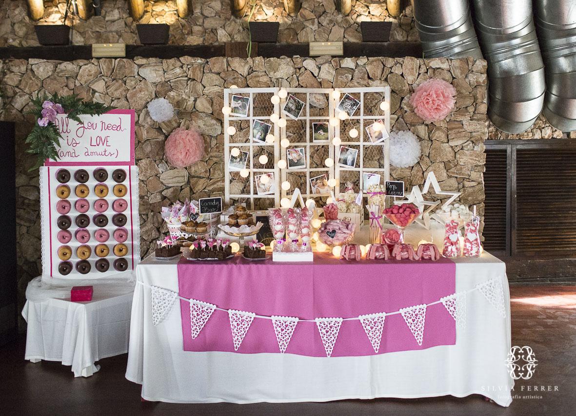 Candy Bar Aurea Nicoletta