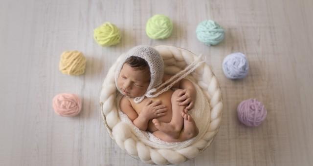 Fotos newborn en Murcia + Sesión de recién nacido + 7 días + Bebé Arcoiris + Héctor.