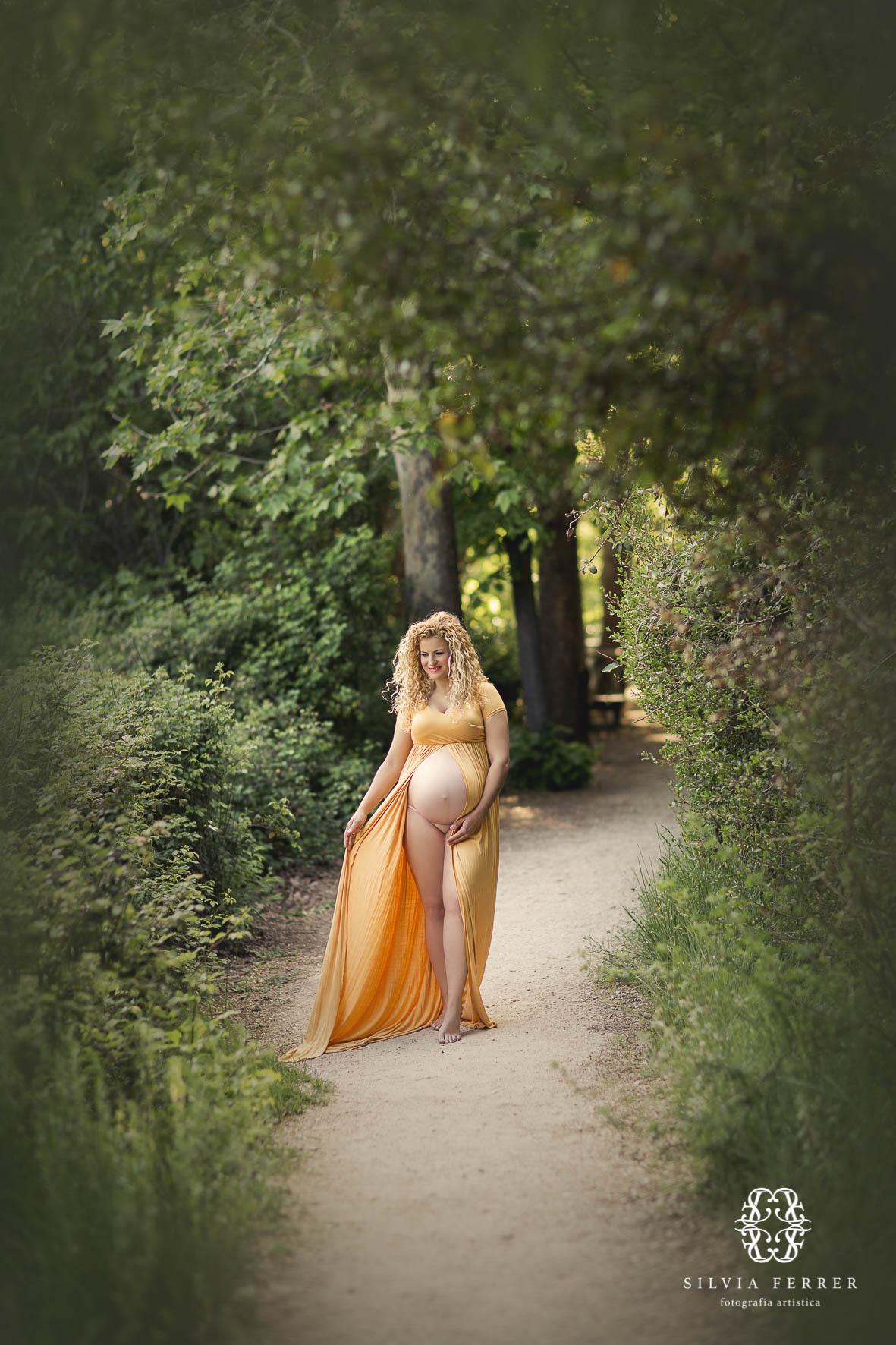 fotos premama exteriores embarazada