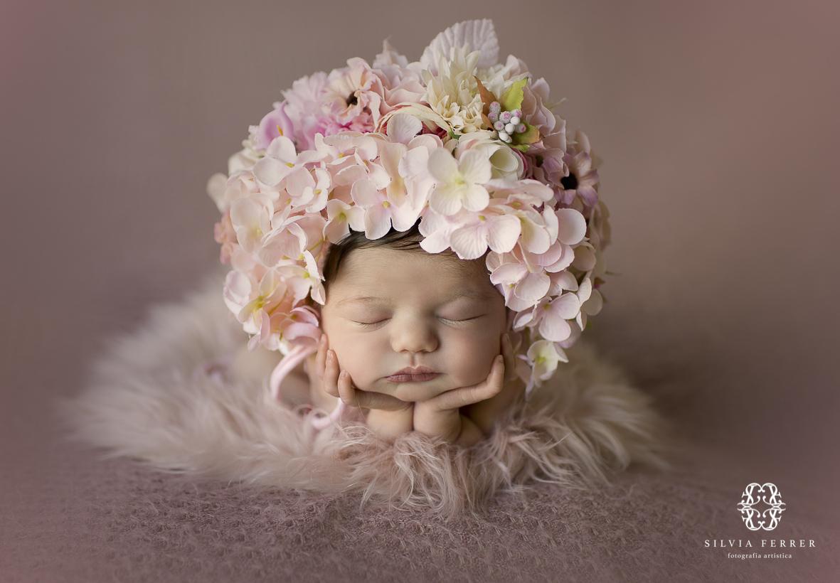 sesion de fotos newborn murcia