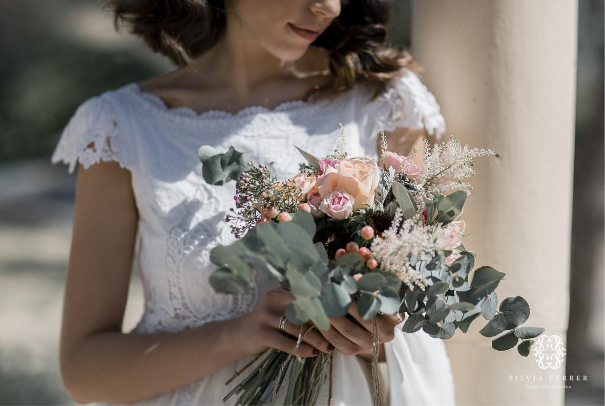 vestido de novia invierno boda bouret portocale murcia emy floristas