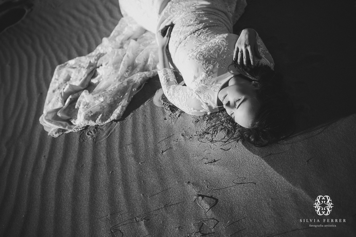 postboda en calblanque murcia playa fotos de boda