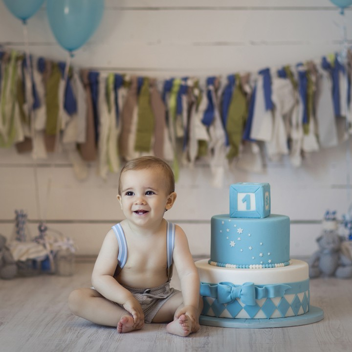 Adrián - Smash Cake