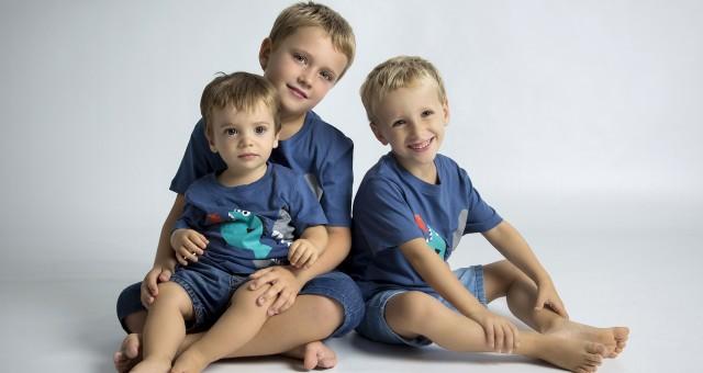 Lucas + Sesión de fotos para niños + Silvia Ferrer.