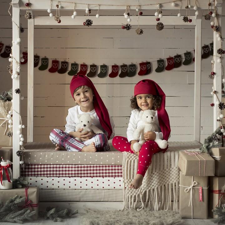 Pablo y Olivia - Navidad