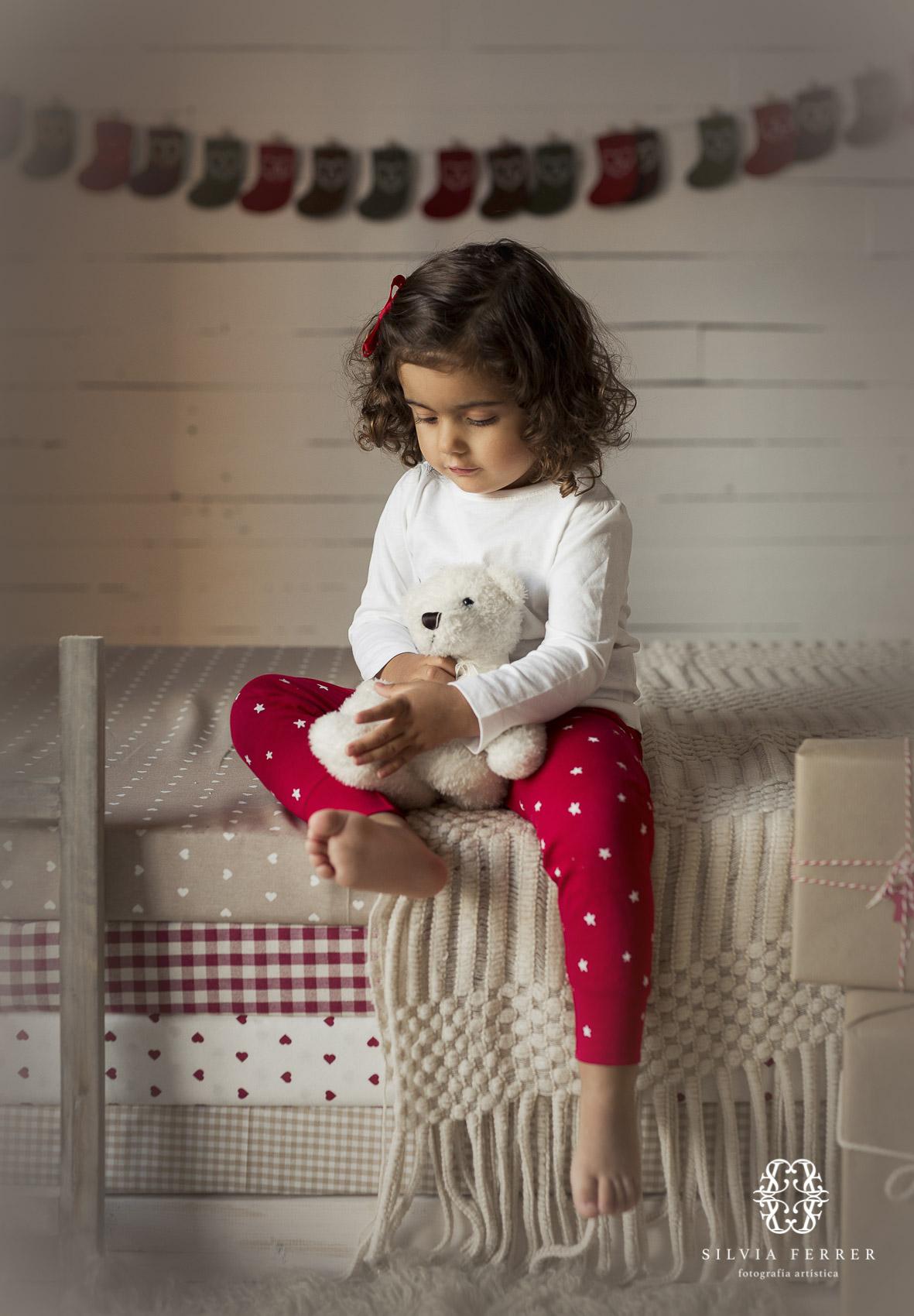 fotos de niños navideñas silvia ferrer