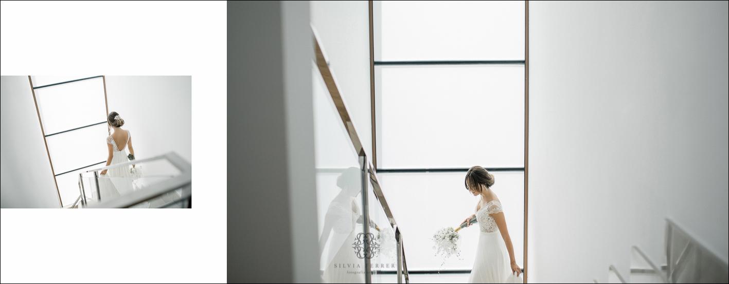 maqueta album boda workshop silvia ferrer murcia