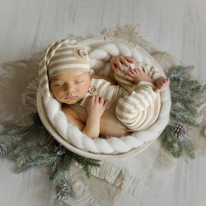 Fotos de recién nacido + newborn + fotografía infantil + Bruno + Silvia Ferrer.
