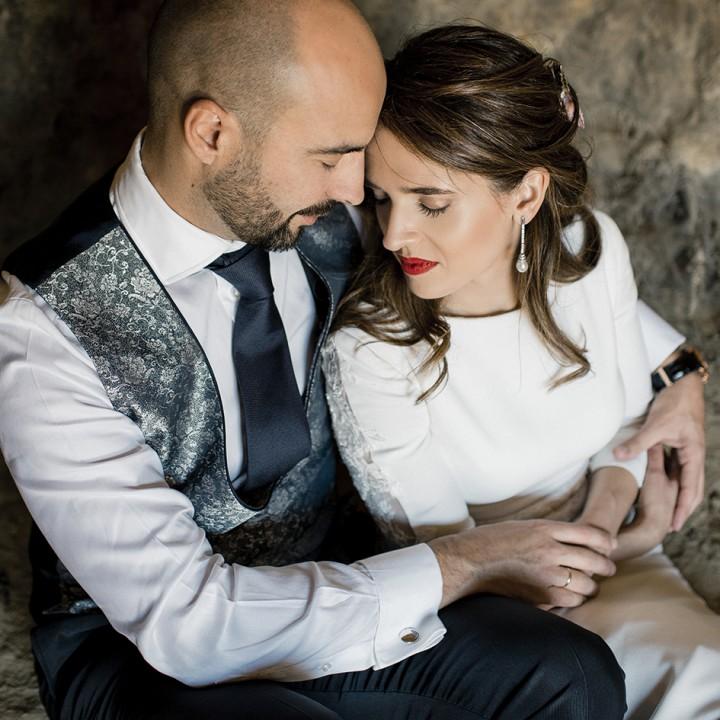 Marta y Eduardo - Boda en San Miguel y El Casón de la Vega