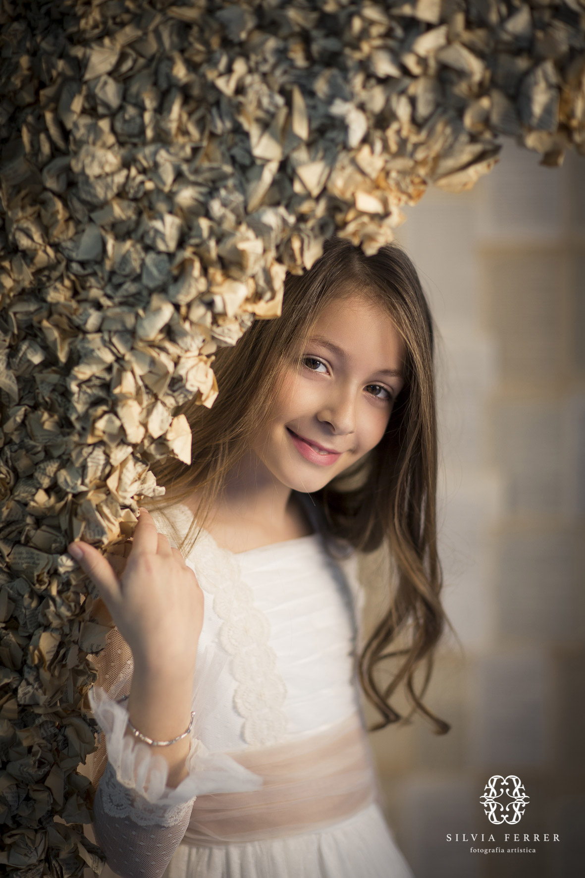 fotos comunion niña murcia bonitas diferentes estudio murcia silvia ferrer