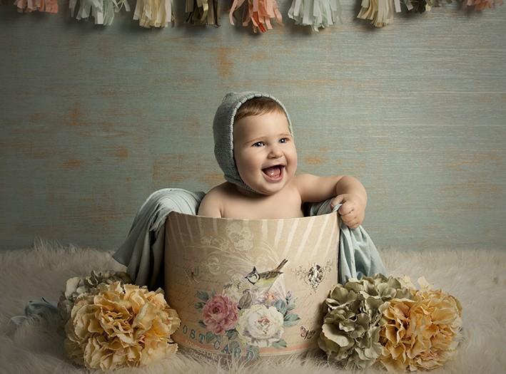 Gaël - 8 meses