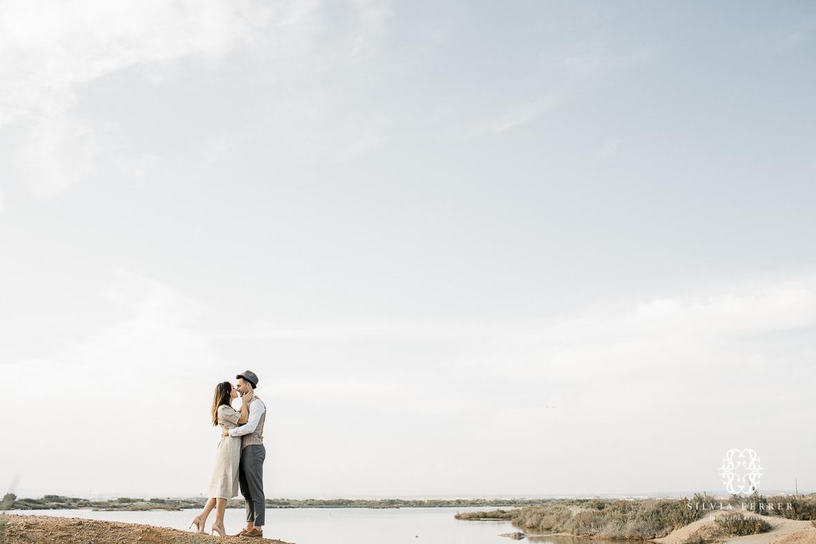 fotos prebosa salinas san pedro pinatar murcia boda fotografos pareja