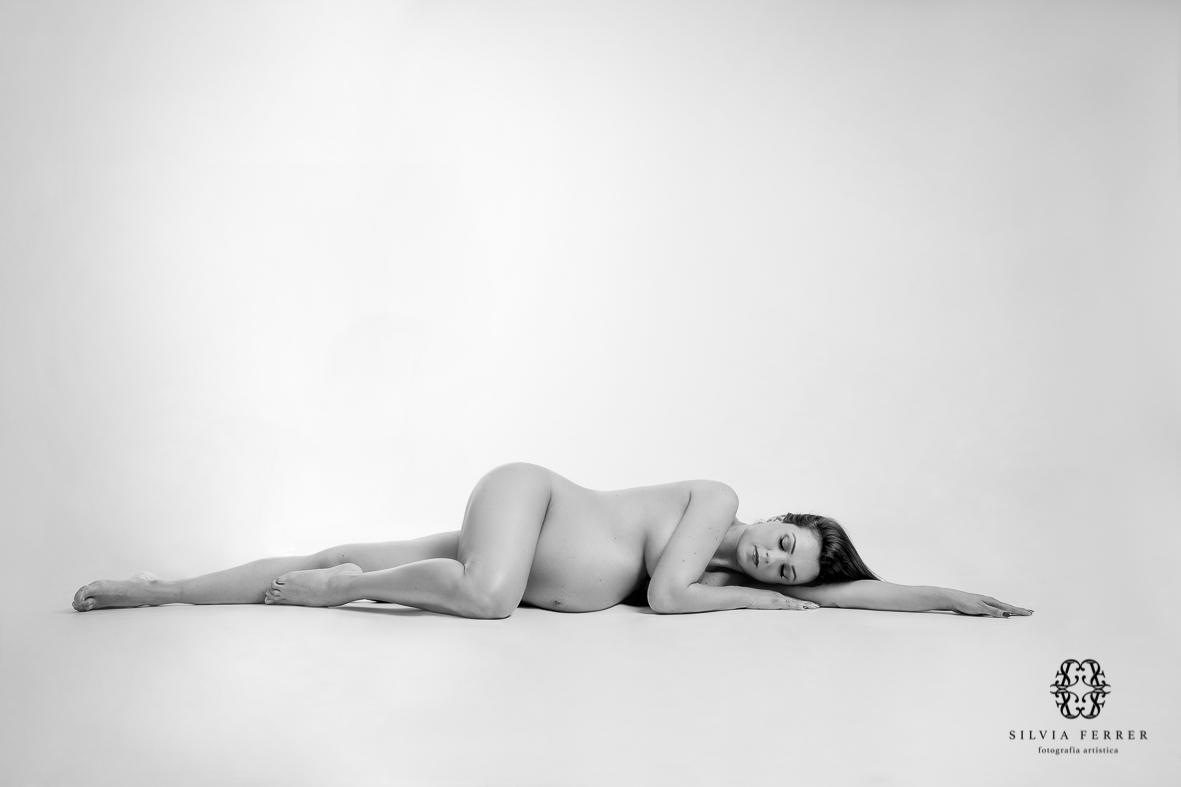 fotos embarazada premama embarazo 9 meses bebé murcia fotografos