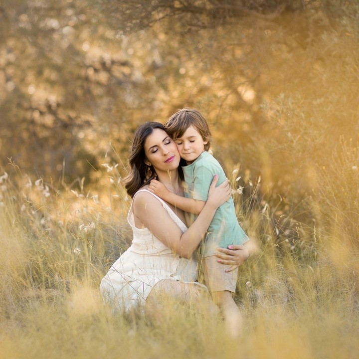 Pablo y Olivia - Exteriores familiares
