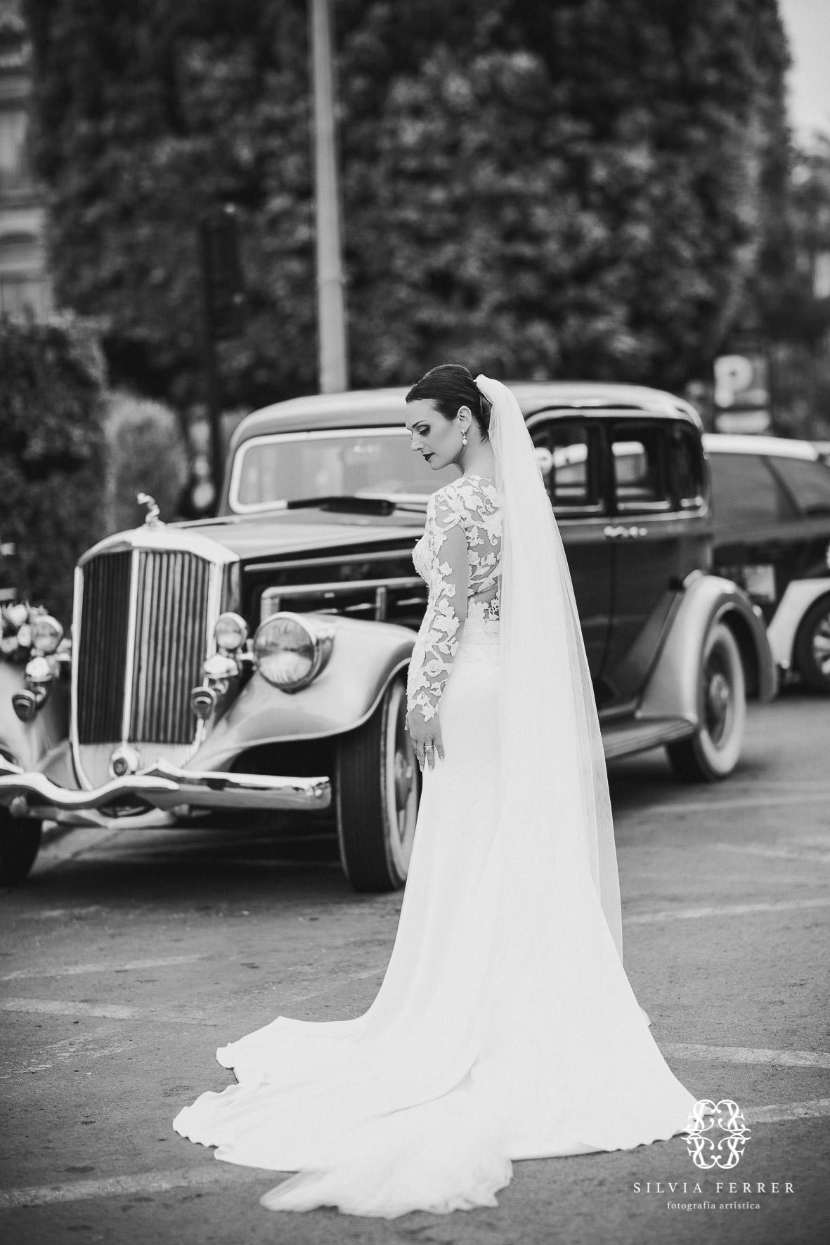 coches de bodas murcia gabriel lujan