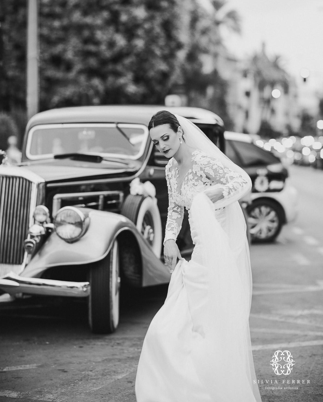 coches de boda clasicos murcia