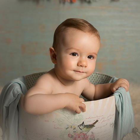 Diego - 8 meses