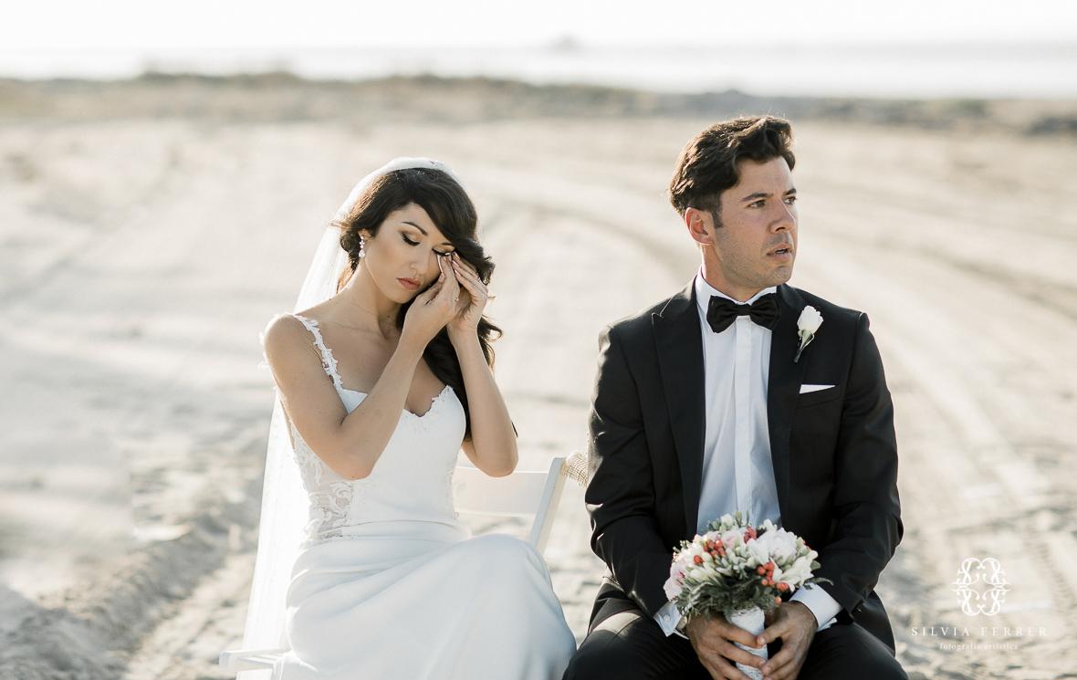 boda en collados beach la manga fotografos fotos