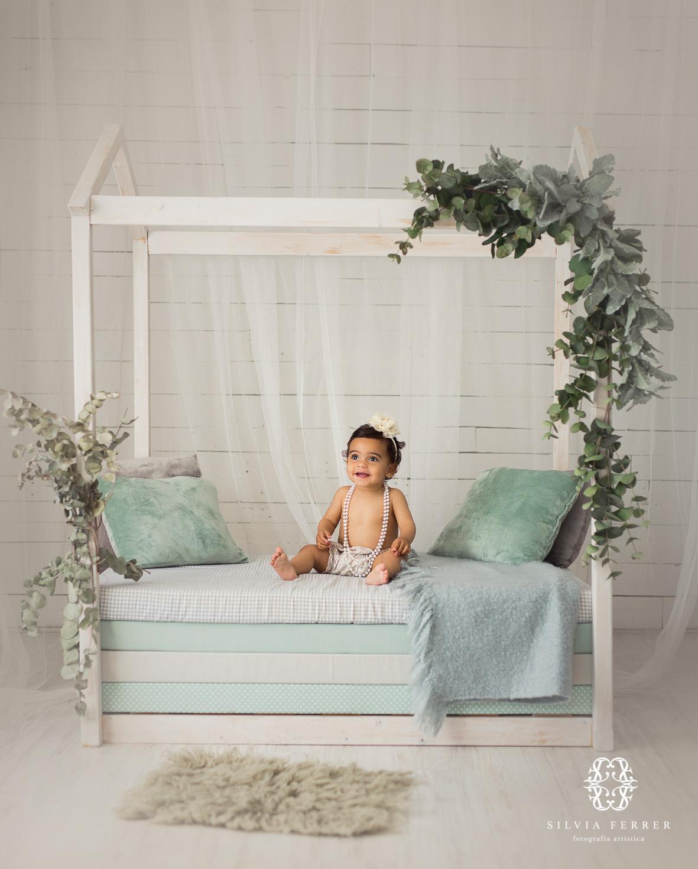 fotos estudio bebe 1 año murcia fotografia infantil
