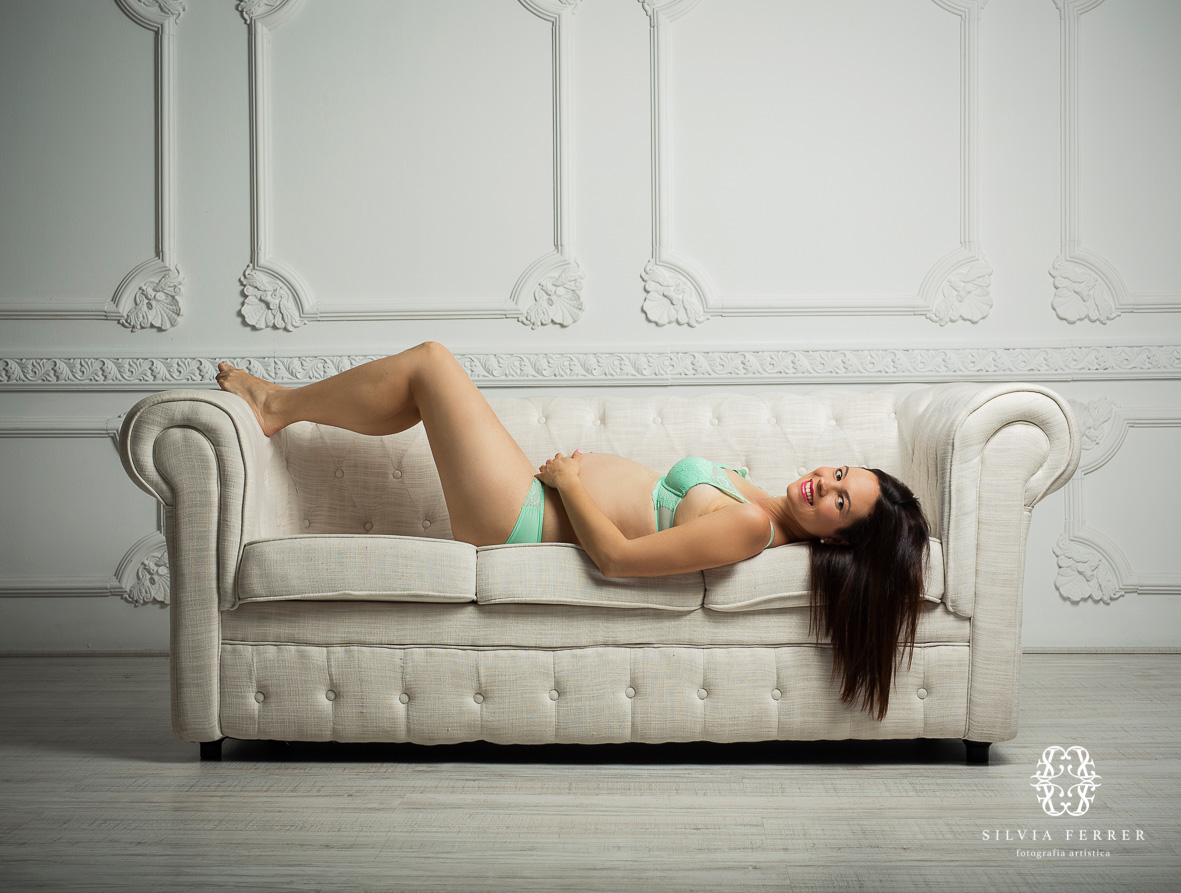 fotos premama embarazada sesion  murcia fotografia