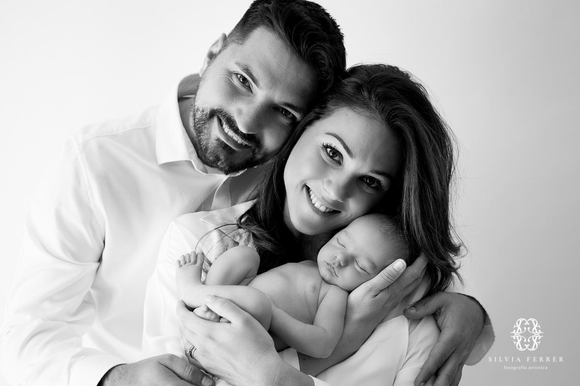 una familia a la moda instagram influencer murcia bebe newborn