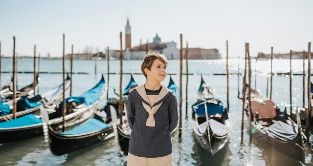 Fotos de comunión en Venecia + Reportaje mágico + La familia J + Silvia Ferrer.