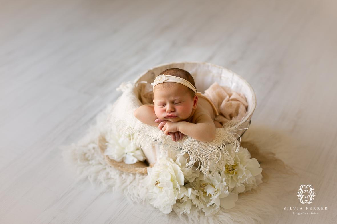 fotos newborn murcia recien nacido niña