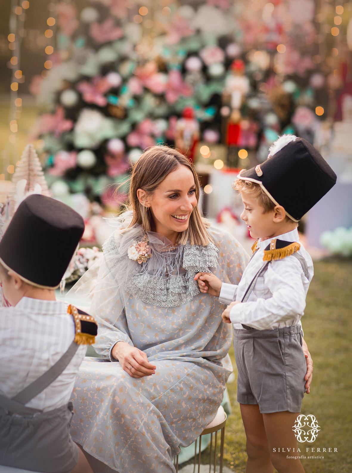nutcraker christmas party fatima canto tul y chocolate navidad cascanueces silvia ferrer
