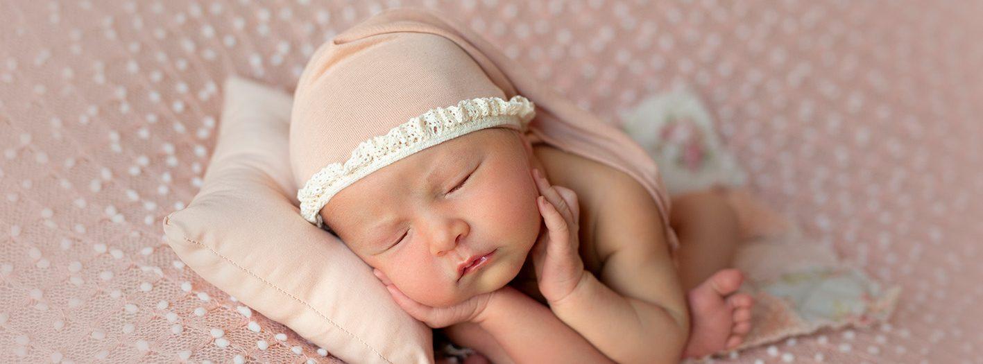 Sarah - Newborn 6 días