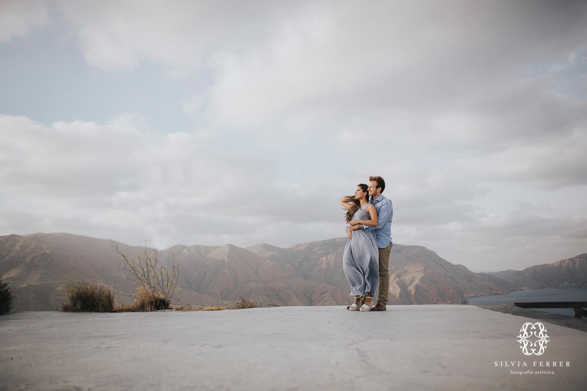 Poses de fotos en pareja preboda silvia ferrer